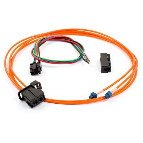 MOST адаптер BOS-MI009 для підключення аудіопідсилювача до Audi MMI Прев'ю 2