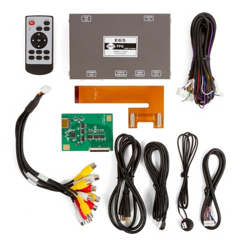 Видеоинтерфейс для BMW E65, E66 2002-2008 г.в. Прев'ю 4