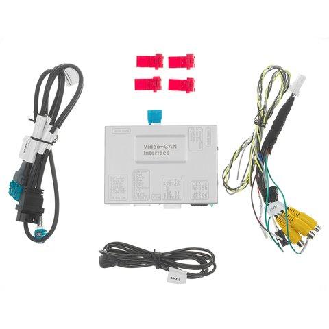 Видеоинтерфейс для Citroën, Opel, Peugeot, Toyota с системой NAC Превью 4