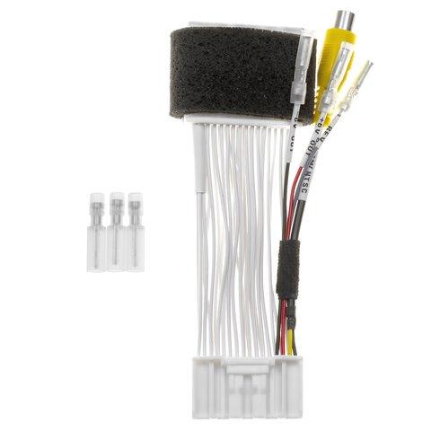 Кабель для подключения камеры в автомобилях Nissan с системой Nissan Audio Превью 2