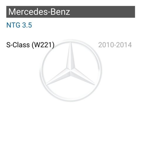 Wireless CarPlay and Android Auto Adapter for Mercedes-Benz with NTG 3.5 Preview 1