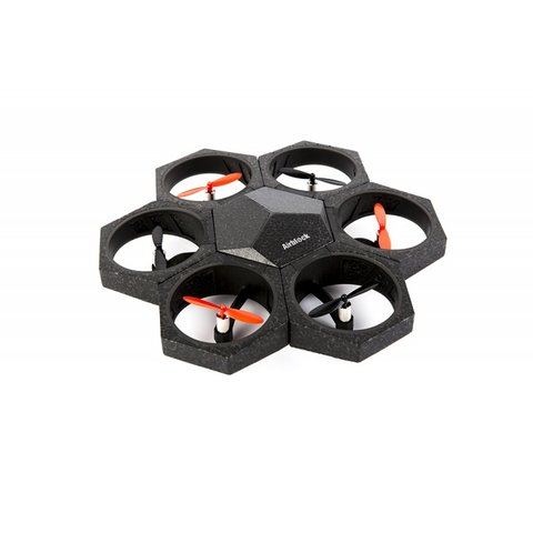 Модульний робот-дрон Makeblock Airblock Overseas version Gift Pack, STEAM-конструктор - Перегляд 2