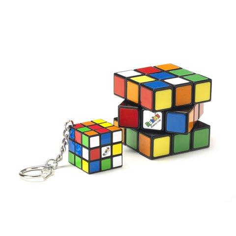 Набір головоломок Кубік Рубіка Rubik's Кубік і міні-кубик (з кільцем) Прев'ю 1