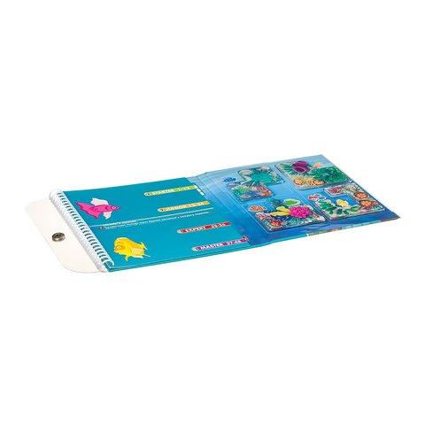 Головоломка Smart Games Коралловый риф, Дорожная магнитная игра Превью 1