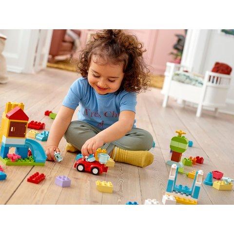 Конструктор LEGO DUPLO Коробка з кубиками Deluxe 10914 Прев'ю 5