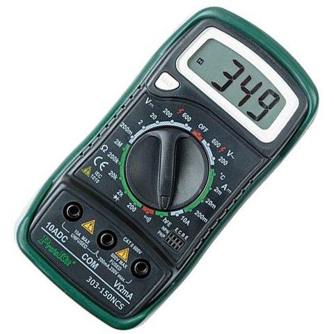 Multímetro Digital Pro'sKit 303-150NCS Vista previa  1