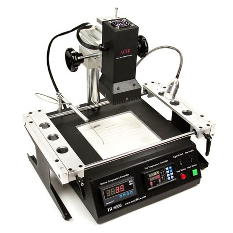 Infrared Soldering Station ACHI IR-6000 Preview 4
