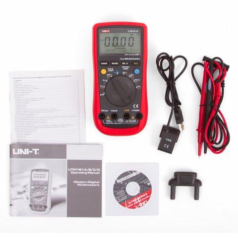 Digital Multimeter UNI-T UT61D Preview 2